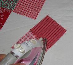 Tuto : le sac 22 carrés - Damocamelia & Violaine présentent Vanessa Bruno, Montage, Textiles, Pattern, Bags, Xmas, Tutorial Sewing, Bags Sewing, Handbags
