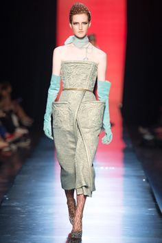 Jean Paul Gaultier Fall 2013 Couture - Review - Fashion Week - Runway, Fashion Shows and Collections - Vogue
