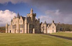Balfour Castle Scotland