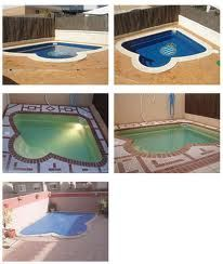 1000 images about piscinas on pinterest pools plunge for Albercas en patios pequenos