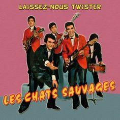 Achat CD musique chansons françaises  RDM Edition  Les chats sauvages  http://www.rdm-edition.fr/achat-cd/laissez-nous-twister-les-chats-sauvages/A001043953.html