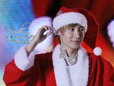 Leeteuk Santa Clause - Merry Christmas - [k-pop]