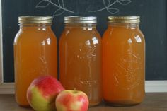 Blissfully Content: Canning Apple Cider-- cannot wait for my apple trees to start producing! Eek!!
