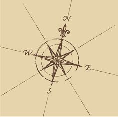 vintage compass rose - Google Search
