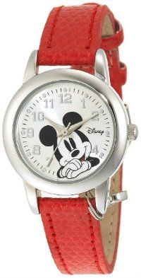Mickey Mouse Watch <3
