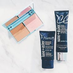 Want to know what our Beauty Experts are wearing? Check out our Store Manager Laura's summer staples from LuneAster! . . . . . #bluemercury #beauty #summerbeauty #summer #beautyexpert #luneandaster #makeup #blush #bronzer #primer #spf #spfalways