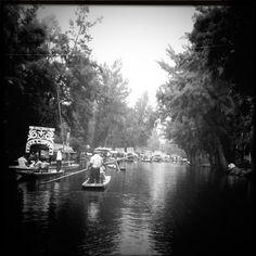 "@fratta's photo: ""Xochimilco D.F."""