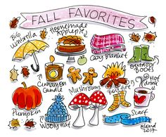 Hi Fall! Our Fall Favorites by Blond-Amsterdam