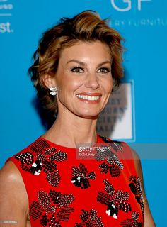 Singer Faith Hill attends the UNICEF Audrey Hepburn Society Ball honoring former first lady Barbara Bush at the Hilton Americas Hotel on November 6, 2015 in Houston, Texas.