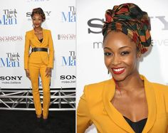 Yaya DaCosta Becomes a Member of Very Special Council | Best African Models - Fashion Models, Supermodels, Top Models and Hot Models of Africa