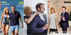 """Les magazines """"Voici"""" et """"Closer"""" mis en demeure par le couple Macron"""