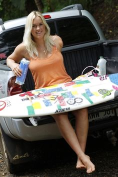 Bethany Hamilton's 10 Health Essentials