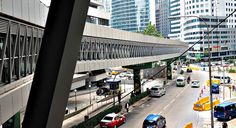 KLCC to Bukit Bintang Pedestrian Walkway #kualalumpur #malaysia #travel #wanderlust #tourism