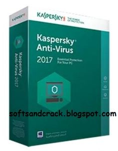 Kaspersky Anti-Virus 2017 Crack Free Download | All Software and Their Cracks