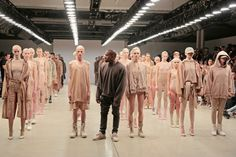 http://chicerman.com  billy-george:  Kanye West Opens Up To Vanity Fair  Dirk Standen from Style.com got an amazing interview with Kanye on his Season 1 presentation. Since Style.com is no longer Vanity got up close and p personal with Kanye in an in-depth chat aboutYeezy Season 2 Still Plans To Run For President.  adidas Originals Yeezy Season 3  Like right now Im thinking about Season 3. Its a long long run. Unfortunately for me I have a lot of visibility on my side which has tended to be…