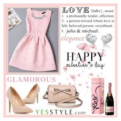 """""""Yesstyle"""" by mujkic-merima ❤ liked on Polyvore featuring Fantasy Bride, BeiBaoBao, MaBelle and Dorothy Perkins"""