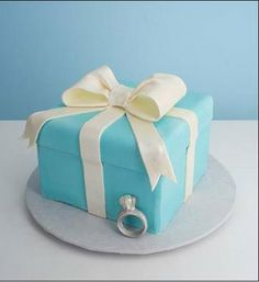 That's Right, I'm Just Crazy About Tiffany's! :  wedding bridal shower newport 2 2