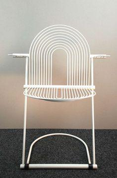 CHAIR ARCS | JUTTA UND HERBERT OHL - http://www.patternity.org/archive/