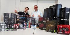 .. verlosen wir 6 Spiele-PCs im Gesamtwert von rund 7000 Euro! Darunter jeweils zwei Gaming-PCs in der Preis-Kategorie um die 800, um die 1000 und um die 1500 Euro. Teilnahmeschluss ist der 12. Dezember 2016 . Der Rechtsweg ist ausgeschlossen.