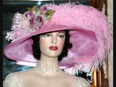 Buy your Pink Kentucky Derby Hat Here:  http://www.eastangelharbor.com/kentucky-derby-hats-4.shtml    My Kentucky Derby hat designs are works of art!   Because each Kentucky Derby hat is handmade by me, the hat may vary slightly from the hat pictured.    A lot of my Kentucky Derby hats are 'one of a kind' and in that case, you'll receive the exact h...