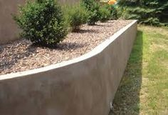 concrete retaining wall - Buscar con Google