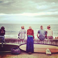 Memories from Biarritz! By @quiksilverwomen