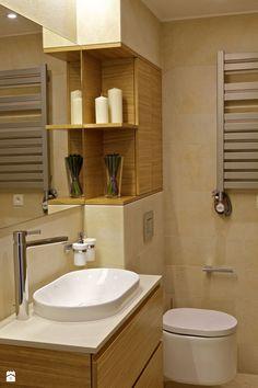 Mała łazienka, styl nowoczesny - zdjęcie od DEKA DESIGN