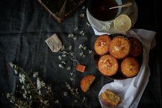 muffin semplici al limone