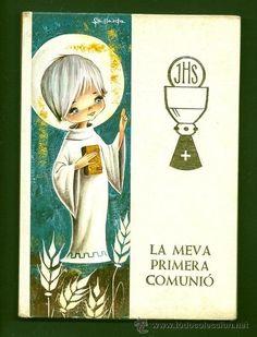 L66- GALLARDA - LA MEVA PRIMERA COMUNIÓN- 24X17- TAPAS DURAS -MÁS DE 15 ILUSTRACIONES - Foto 1