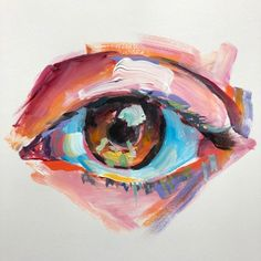 Gcse Art Sketchbook, Sketchbook Ideas, Oil Pastel Art, Eye Painting, Art Drawings Sketches, Sketch Art, Eye Art, Art Plastique, Portrait Art