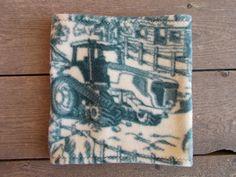 John Deere Tractor Fleece Child Youth 18x9 Neck Gaiter Tube Green Beige USA .A.2…