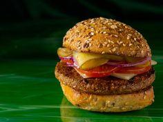 Get Cuban Burger Recipe from Food Network
