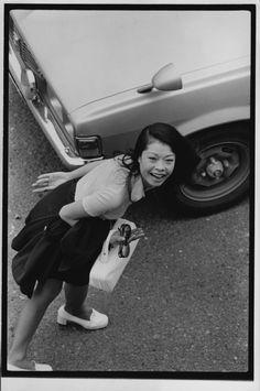 Masahisa Fukase, From Window, 1974