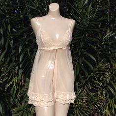 Victoria's Secret baby doll lingerie Victoria's Secret baby doll lingerie. Bundle deals available in my closet, which carries various brands & sizes. 10% off 2, 15% off 3 and 20% off 4 or more. Victoria's Secret Intimates & Sleepwear