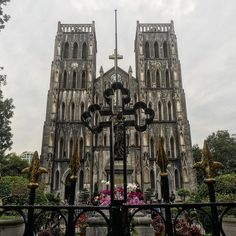 Cathedrals, Vietnam, Architecture, Building, Instagram Posts, Travel, Norte, Arquitetura, Viajes