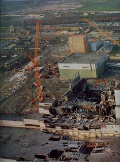 Chernobyl Reactor, Nuclear Reactor, Bora Bora, Tahiti, Chernobyl Disaster, Nuclear Disasters, Amazon River, Nepal, Morocco