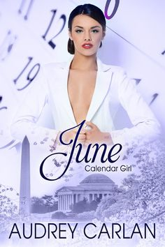 NEW RELEASE & GIVEAWAY: June (Calendar Girl #6) by Audrey Carlan |