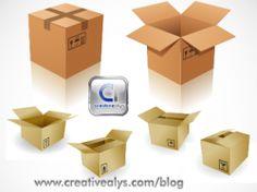 3D Packaging Vector Mockups – Vecteezy! – Download Free Vector Art, Stock Graphics & ...