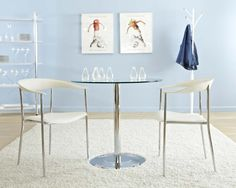 Ava Table and Tanya Chair