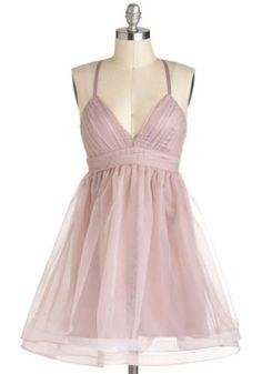 Lavender Blush Dress | Mod Retro Vintage Dresses | ModCloth.com