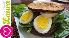 Sandwich de Huevo Cocido