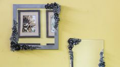 Get the look for less with @tmemme28's DIY Vintage Mirror! Catch #HomeAndFamily weekdays at 10/9c on Hallmark Channel!
