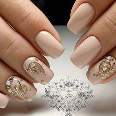 and Beautiful Nail Art Designs Orange Nail Designs, Fall Nail Designs, Acrylic Nail Designs, Acrylic Nails, Coffin Nails, Beautiful Nail Designs, Beautiful Nail Art, Nude Nails, Gold Nails