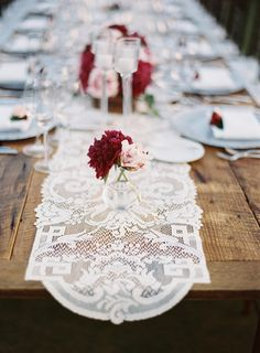 Miami Wedding from Luxe Fete + Ozzy Garcia Photography - lace things Wedding Themes, Wedding Designs, Wedding Events, Wedding Styles, Wedding Decorations, Wedding Ideas, Wedding Cakes, Wedding Dresses, Garnet Wedding