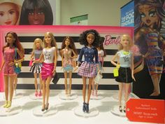 The newest #Barbie Fashionstas Dolls at $9.99 should be a popular item this holiday season.  See more of my favorites from the Fall #TTPM Fall #Toy Show in NYC  http://www.grandmachronicles.com/2015/10/highlights-at-ttpm-fall-toy-showcase-my.html