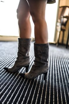 Shoes addict #bootsgabrielle #chanel #botteschanel #dorisleblog