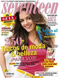 lucy hale magazine covers photos   Ya salió Seventeen Enero!   Facebook