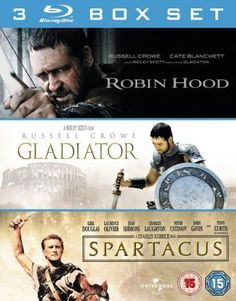 ROBIN Hood/Gladiator/Spartacus A double bill of seasonal animation. In First Snow of Winter Sean (the voice of Miriam Margolyes) is a little duck who gets cut off from his parents while migrating south due to a near collision with  http://www.MightGet.com/january-2017-12/robin-hood-gladiator-spartacus.asp