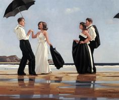 Paintings by Jack Vettriano | Cuded