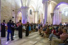 El monasterio de Santa María la Real vibró con Camerata JOL y MusaE http://revcyl.com/www/index.php/cultura-y-turismo/item/7953-el-monasterio-de